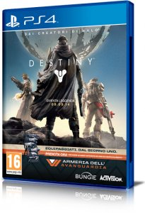 Destiny per PlayStation 4