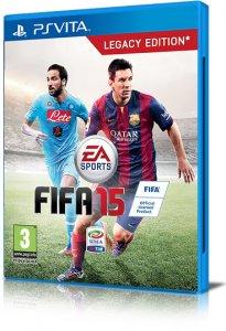 FIFA 15 per PlayStation Vita