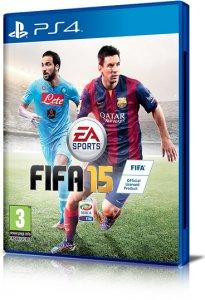 FIFA 15 per PlayStation 4