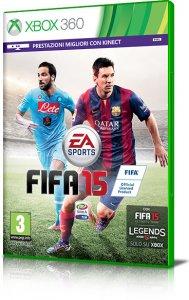 FIFA 15 per Xbox 360
