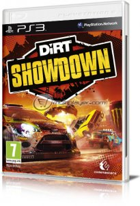 DiRT Showdown per PlayStation 3