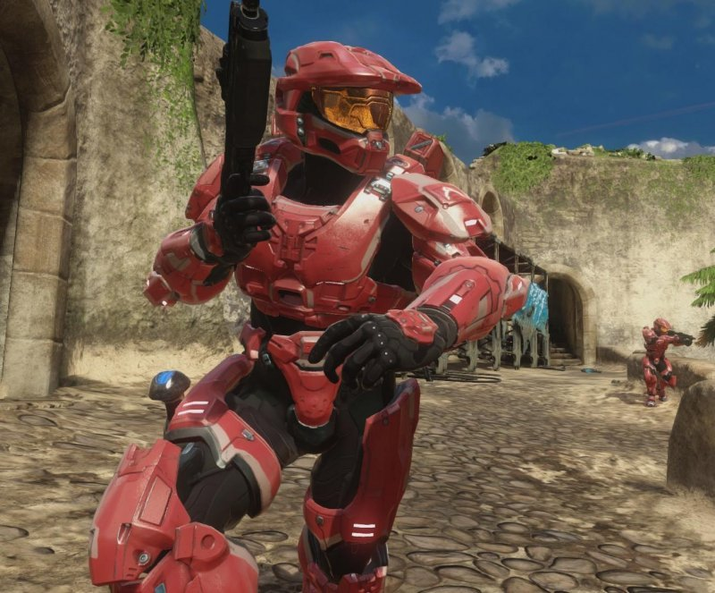 Halo matchmaking SWAT