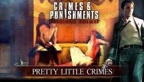 """Sherlock Holmes: Crimini e punizioni - Il trailer """"Pretty Little Crimes"""""""