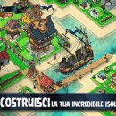 Plunder Pirates disponibile su App Store, sfrutta Metal sui dispositivi predisposti