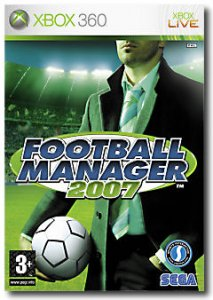 Football Manager 2007 per Xbox 360