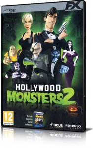Hollywood Monsters 2 per PC Windows