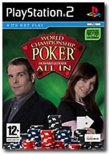 World Championship Poker: Featuring Howard Lederer - All In per PlayStation 2