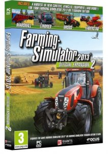 Farming Simulator 2013 - Official Expansion 2 per PC Windows