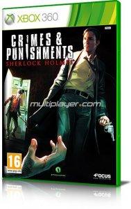 Sherlock Holmes: Crimini e Punizioni per Xbox 360