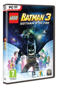 LEGO Batman 3: Gotham e Oltre per PC Windows