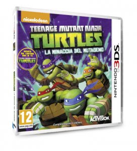 Teenage Mutant Ninja Turtles: La Minaccia del Mutageno per Nintendo 3DS