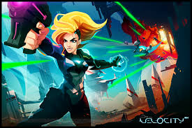Velocity 2X per PlayStation 4