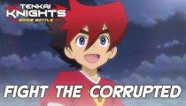 Tenkai Knights: Brave Battle - Trailer di lancio