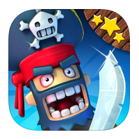 Plunder Pirates per iPhone