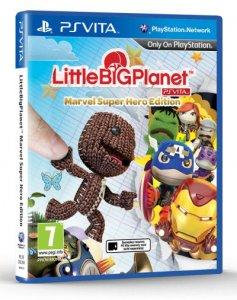 LittleBigPlanet: Marvel Super Hero Edition per PlayStation Vita