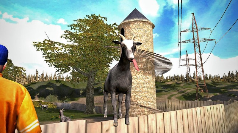 Goat Simulator: The Bundle uscirà in versione fisica su PlayStation 4 il 29 novembre