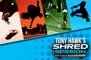 Tony Hawk's Shred Session per iPhone
