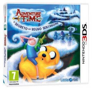 Adventure Time: Il segreto del Regno Senzanome per Nintendo 3DS