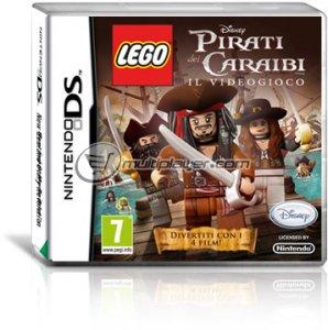 LEGO Pirati dei Caraibi per Nintendo DS