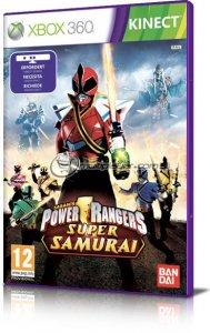 Power Rangers: Super Samurai per Xbox 360