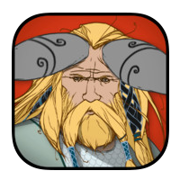 The Banner Saga per iPhone