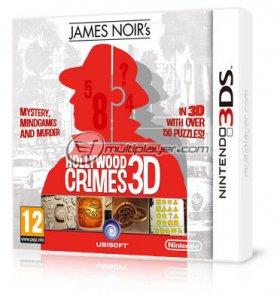 James Noir's Hollywood Crimes 3D per Nintendo 3DS