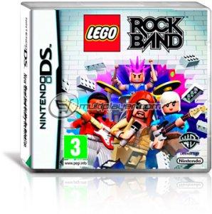 LEGO Rock Band per Nintendo DS