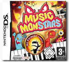 Music MonStars per Nintendo DS