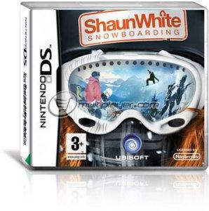 Shaun White Snowboarding per Nintendo DS
