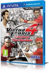 Virtua Tennis 4 per PlayStation Vita