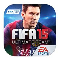 FIFA 15 Ultimate Team per iPad