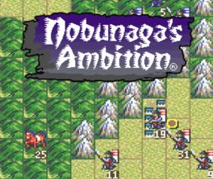 Nobunaga's Ambition per Nintendo Wii U