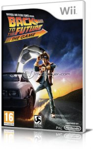 Back to the Future: The Game per Nintendo Wii