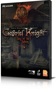 Gabriel Knight: Sins of the Fathers - 20th Anniversary Edition per PC Windows