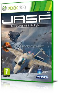 JASF: Jane's Advanced Strike Fighters per Xbox 360