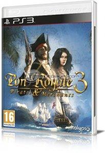 Port Royale 3: Pirates & Merchants per PlayStation 3