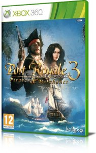 Port Royale 3: Pirates & Merchants per Xbox 360