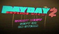 Payday 2: Hotline Miami - Trailer
