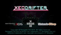 Xeodrifter - Il primo filmato di gameplay