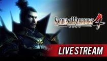 Samurai Warriors 4 - Il livestream completo del 9 ottobre