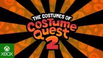 Costume Quest 2 - Trailer sui costumi