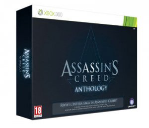 Assassin's Creed Anthology per Xbox 360