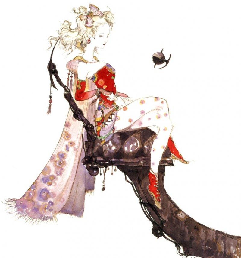 I 10 migliori personaggi di Final Fantasy