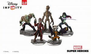 Disney Infinity 2.0: Guardiani della Galassia per Nintendo Wii U