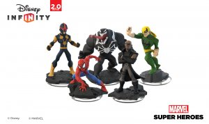 Disney Infinity 2.0: Spider-Man per Nintendo Wii U