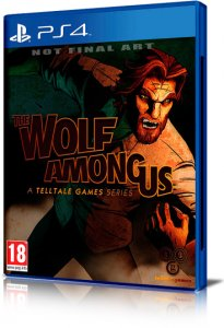 The Wolf Among Us: A Telltale Games Series per PlayStation 4
