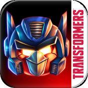 Angry Birds Transformers per iPad