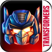 Angry Birds Transformers per iPhone
