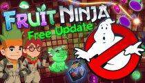 Fruit Ninja - Il trailer dell'aggiornamento dedicato al trentennale di Ghostbusters