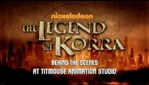 The Legend of Korra - Videodiario con Titmouse